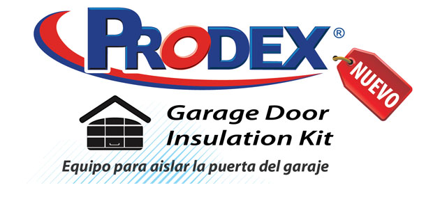 Prodex Garage Door