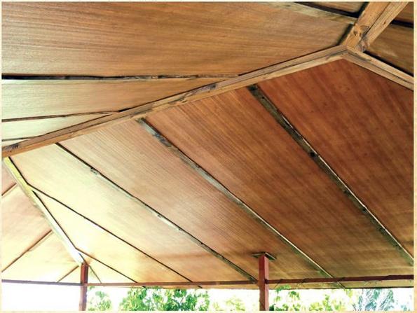 Innco products prodex rustic aislamiento para acabado en madera - Madera aislante termico ...